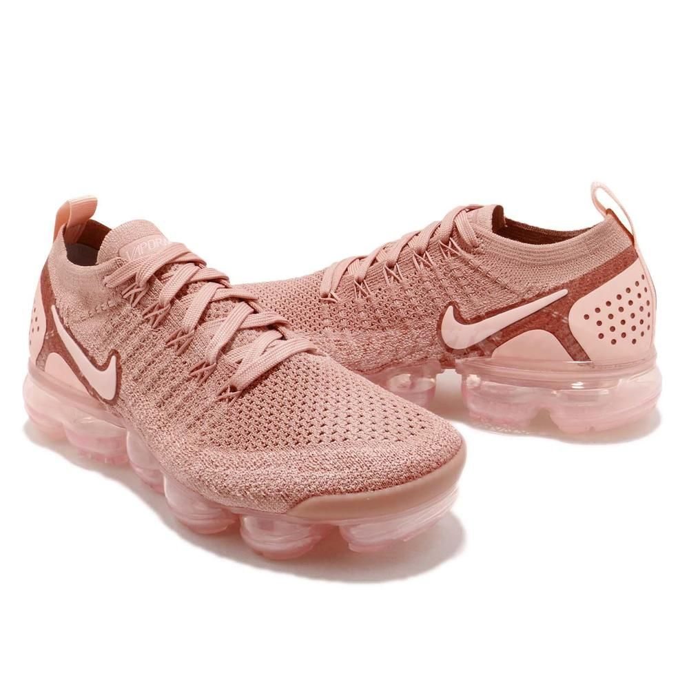 the latest eba4c 16319 NIB Nike Womens Air Vapormax Flyknit 2 -942843-600 Pink US 6.5 EUR 37.5  fashion clothing shoes accessories womensshoes athleticshoes (ebay  link)