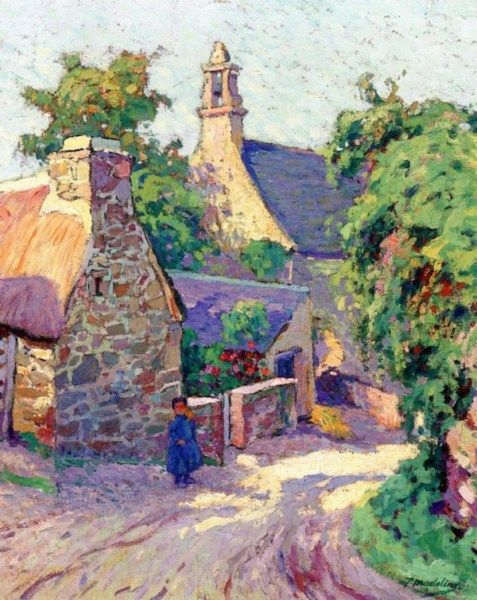 Paul Madeline 1863 1920 Peintre Francais Peintre Et Art De La