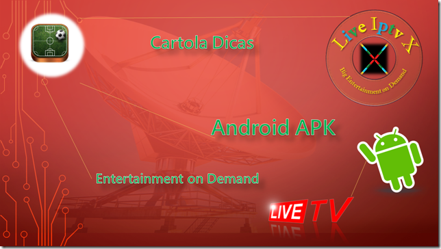 Watch TV Stream Online Cartola Dicas APK For Android