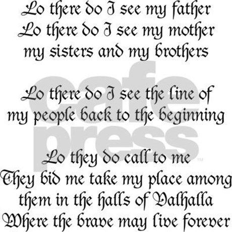 Image Result For Norse Wedding Blessing Oath In 2019 Vikings
