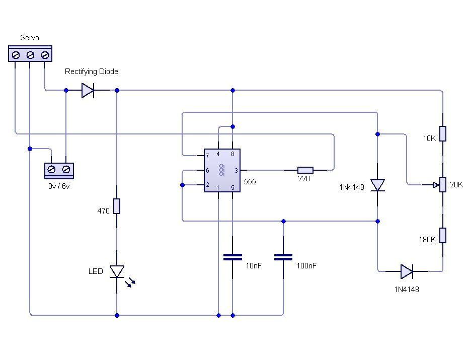 Control a Servo Motor Without Programming in 2019 | Projects to try
