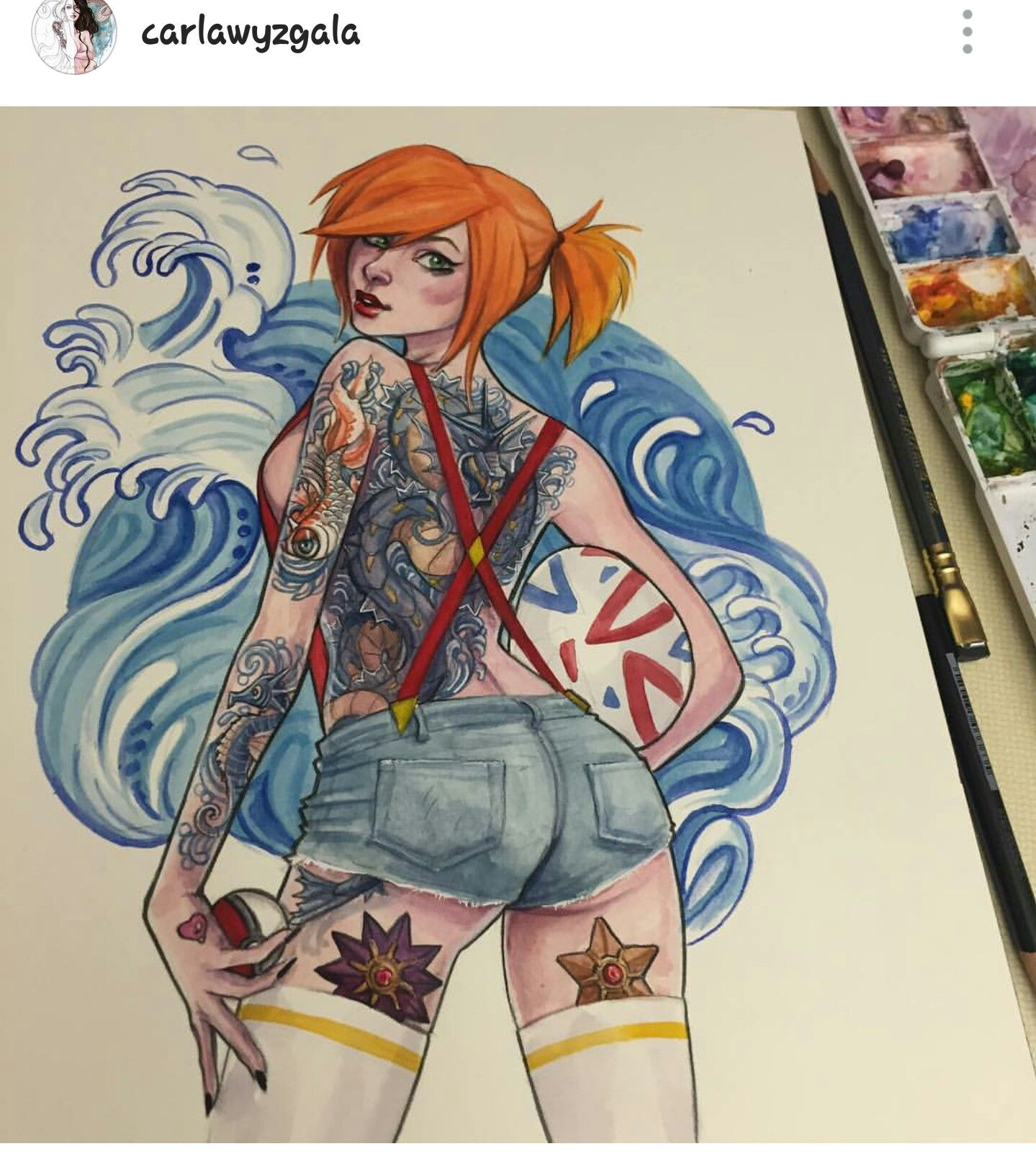 Nerdy Art/tattoos In 2019