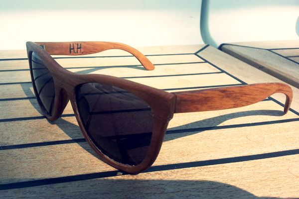 dec66764b37 How to  Make Your Own DIY Wooden Sunglasses