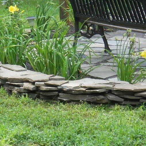Flower Bed Maintenance Cost: Landscape Edging, Backyard
