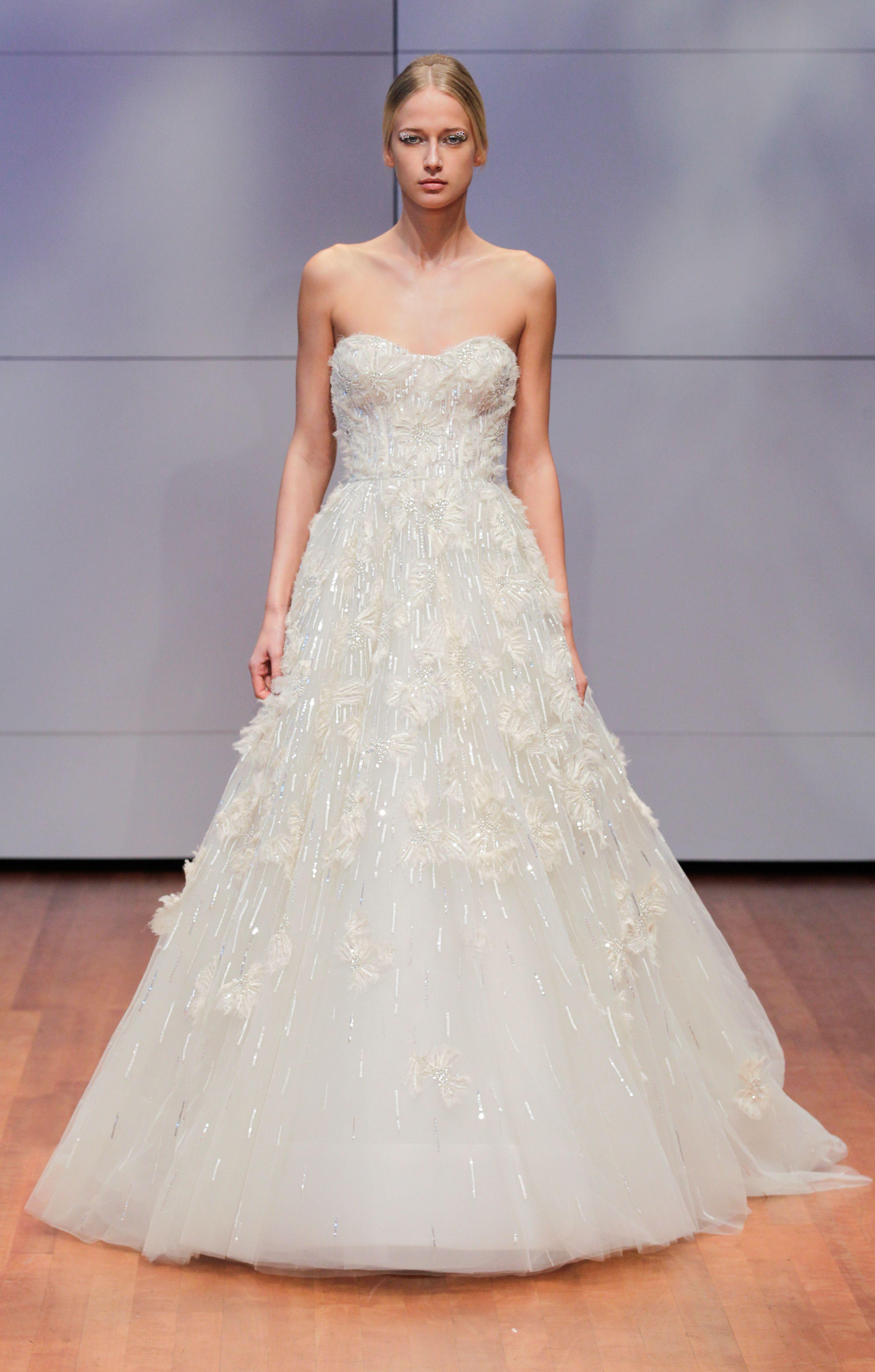Dahlia Rivini Fall 2016 Wedding Dresses Photos Bridal Gowns