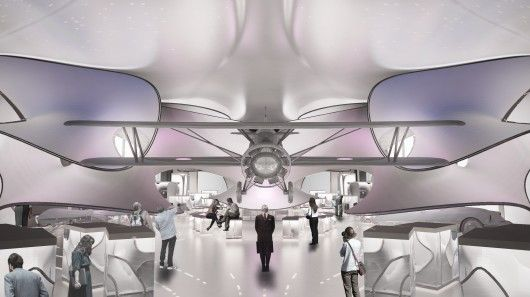 Zaha Hadid has been selected to design a new mathematics gallery for the London Science Museum.The gallery is set to open in 2016 and will be named after David and Claudia Harding, who provided a £5 million (over US$8 million) donation.