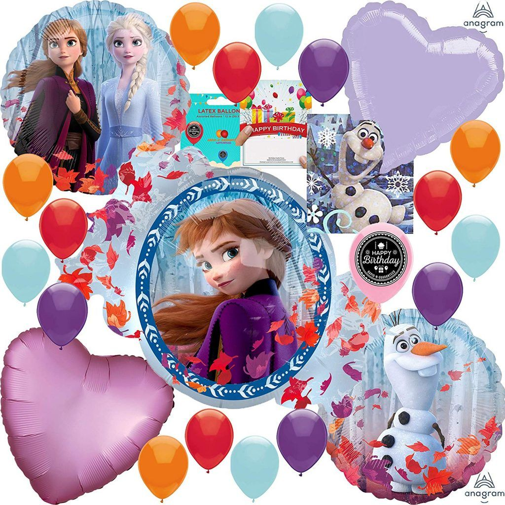 Frozen 2 Birthday Party 2nd birthday parties, Disney