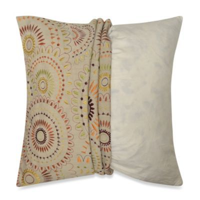 Inch Square Toss Pillow Cover