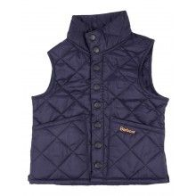 Barbour Ariel Gilet Navy