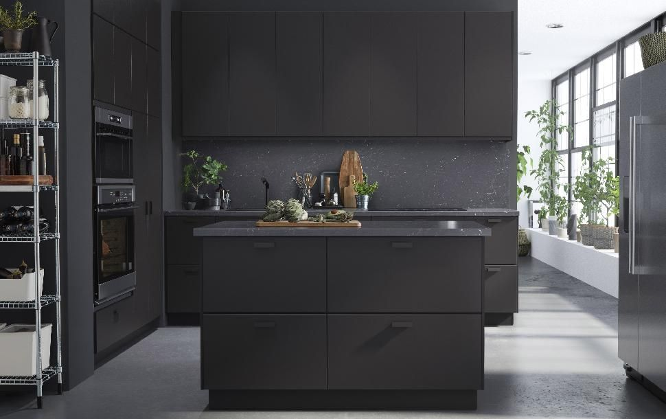 ikea s new kitchen look book is the design boost your week on modern kitchen design that will inspire your luxury interior essential elements id=12814
