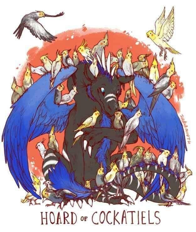 Tesoro di pappagalli