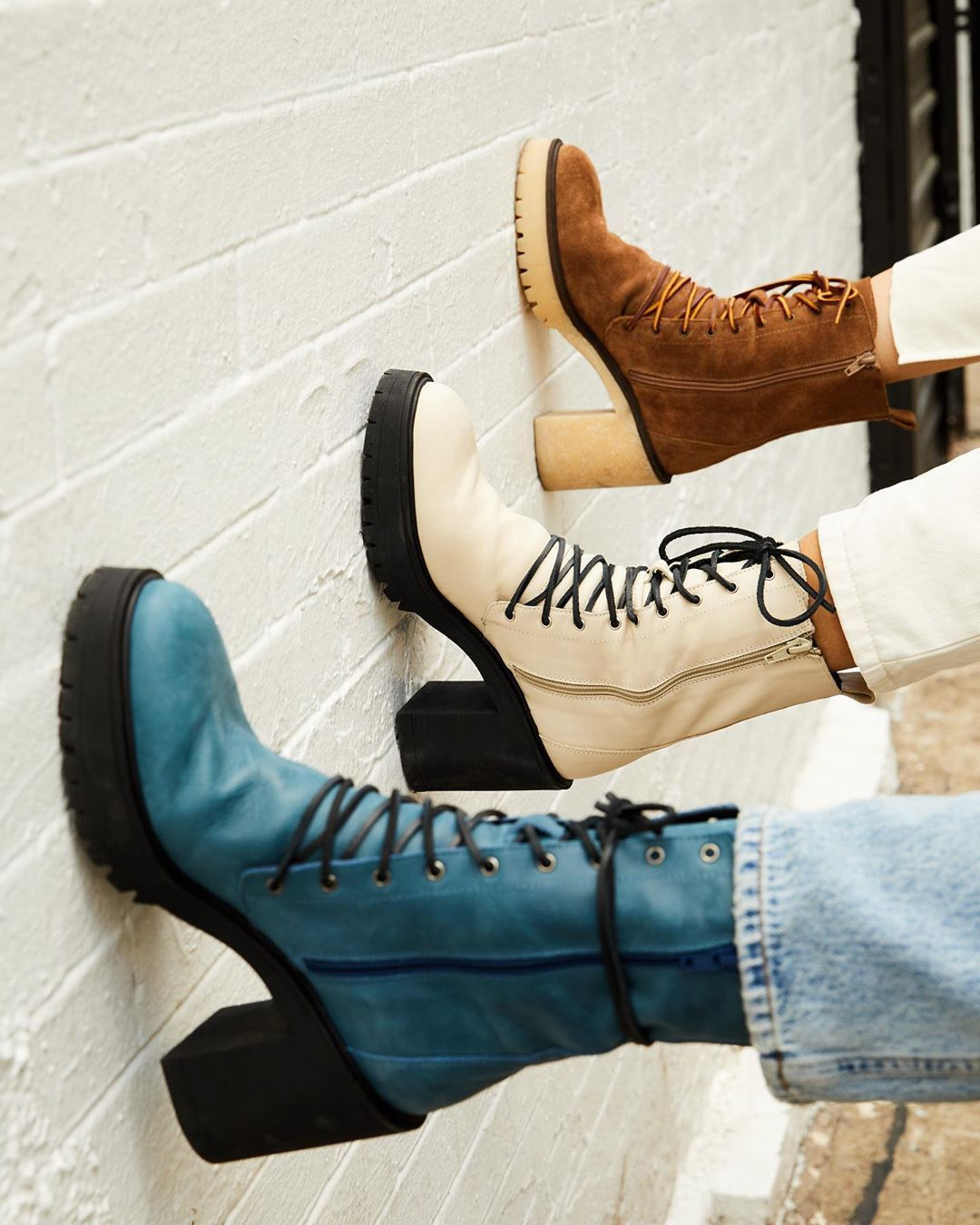 Dylan Lace-Up Boot