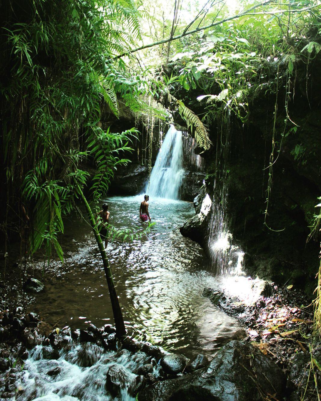 Lombok Hidden Waterfalls. Www.naluasurf.com #surf