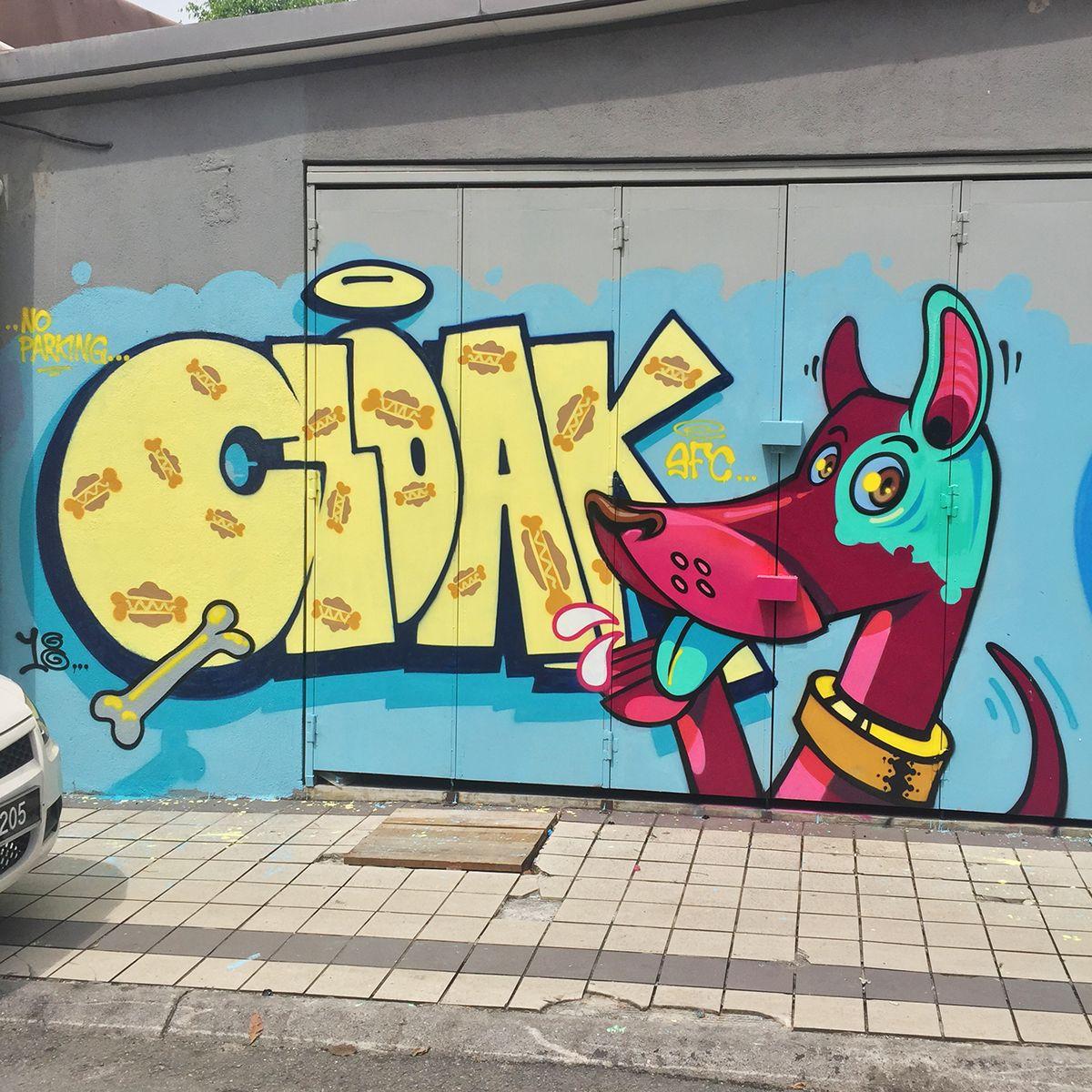Character and Letter on Behance | Graffiti/Street Art | Pinterest ...