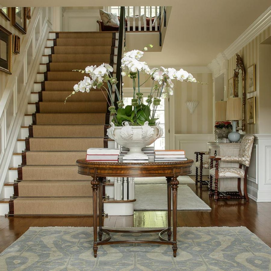 Accessory Alert Orchids Foyer Decorating Home Decor Entryway Decor