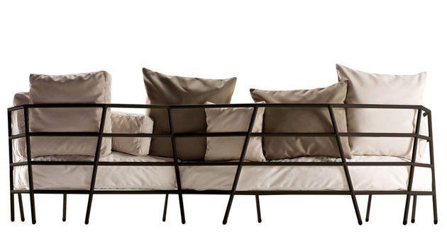 Designline Living - Produkte: Michele De Lucchi, Alias, Dehors  - Outdoor und Garten