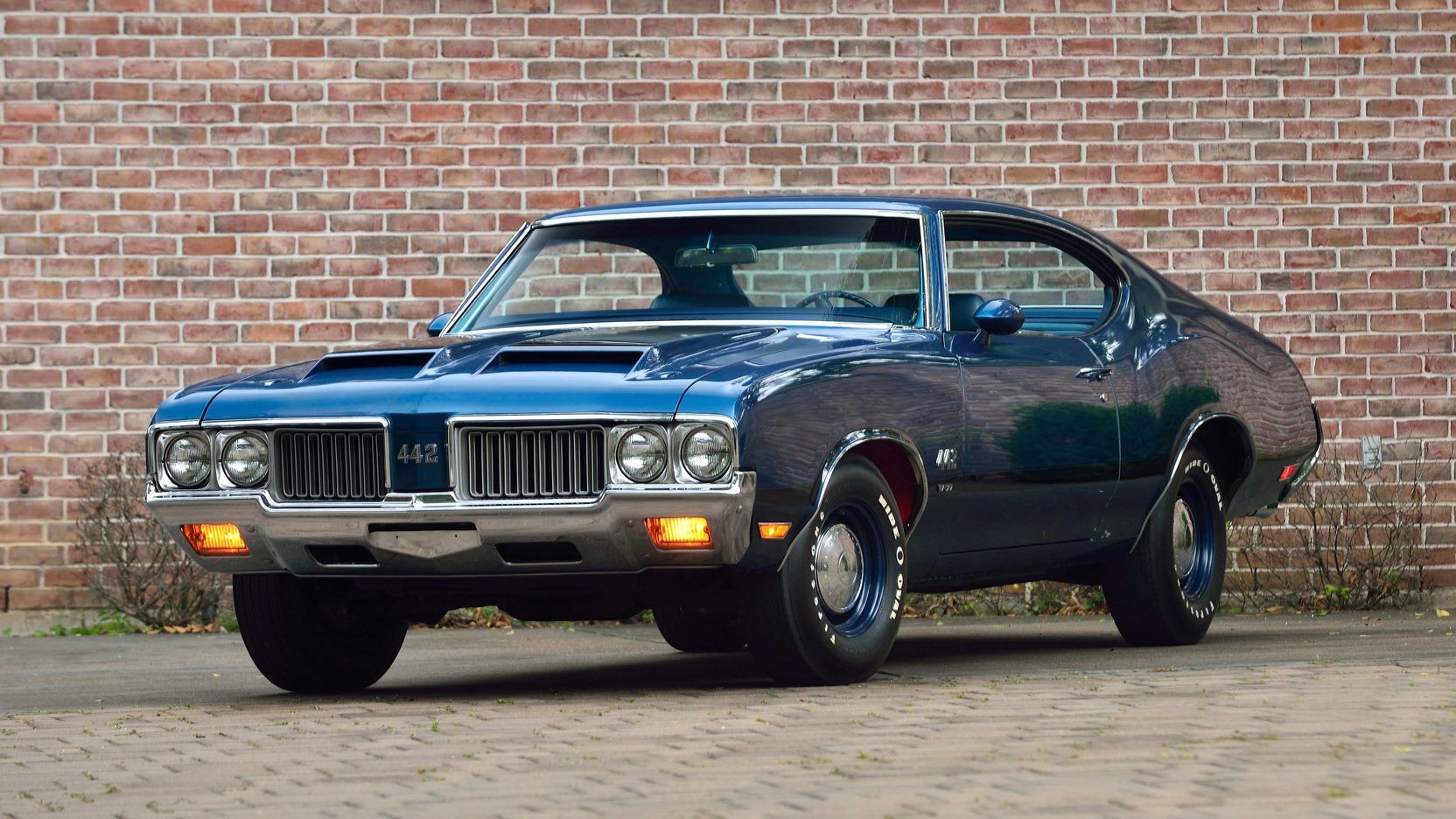 1970 Oldsmobile 442 W-30 - Unrestored 455/370 HP M21 4-Speed with ...