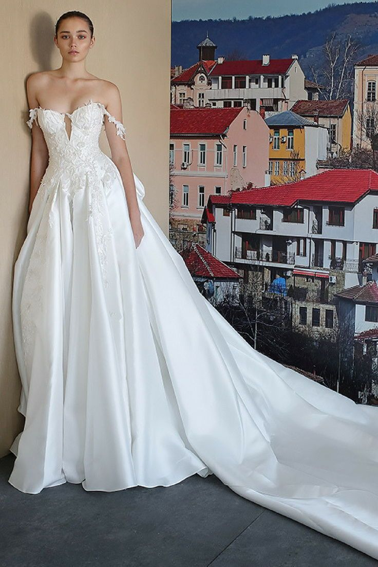 Bridal couture in wedding dresses pinterest bridal