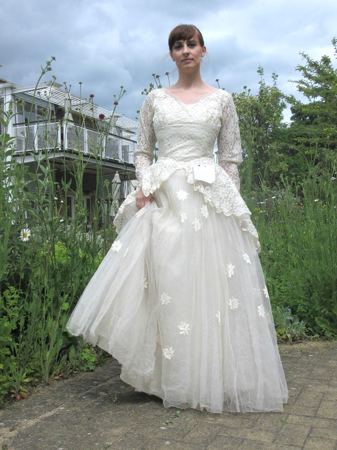 Wedding dress donation  The Story Behind This Wedding Dress Will Make You Believe in Love