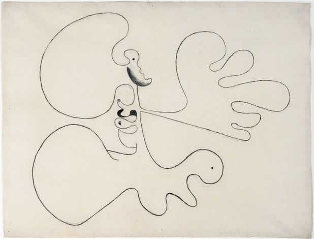Untitled by Joan Miró