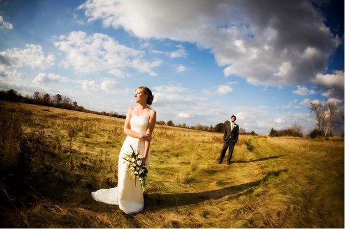 Wedding at Homestead