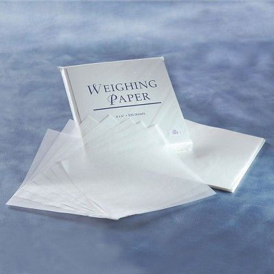 """Glassine Weighing Paper (4"""")"""