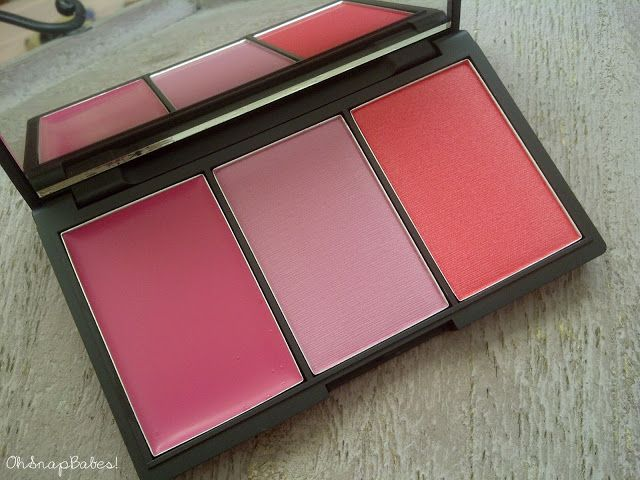 Sleek Candy Collection - Blush By Three Sweet Cheeks Review