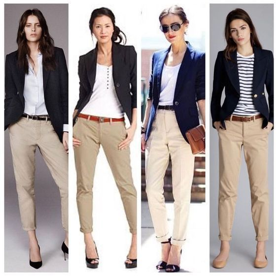 57 Trending Work & Office Outfit Ideas For Women 2019 #officeoutfit
