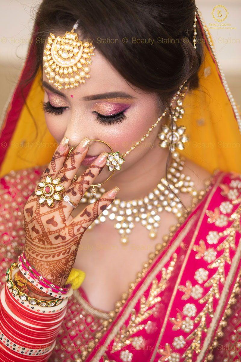 HD Airbrush Bridal Makeup in 2020 Best bridal makeup
