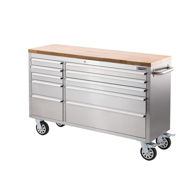 Find Ultimate Storage 56 10 Drawer Tool Trolley At Bunnings Warehouse Visit Your Local Store