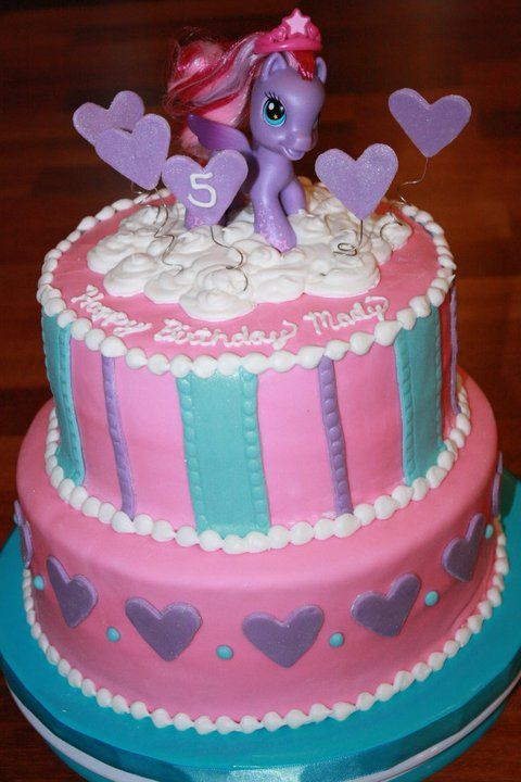 My Little Pony Cake Already got the order for it in at Publix