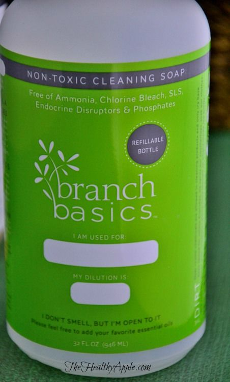 Natural Cleaners | Non-Toxic Home | House cleaning tips