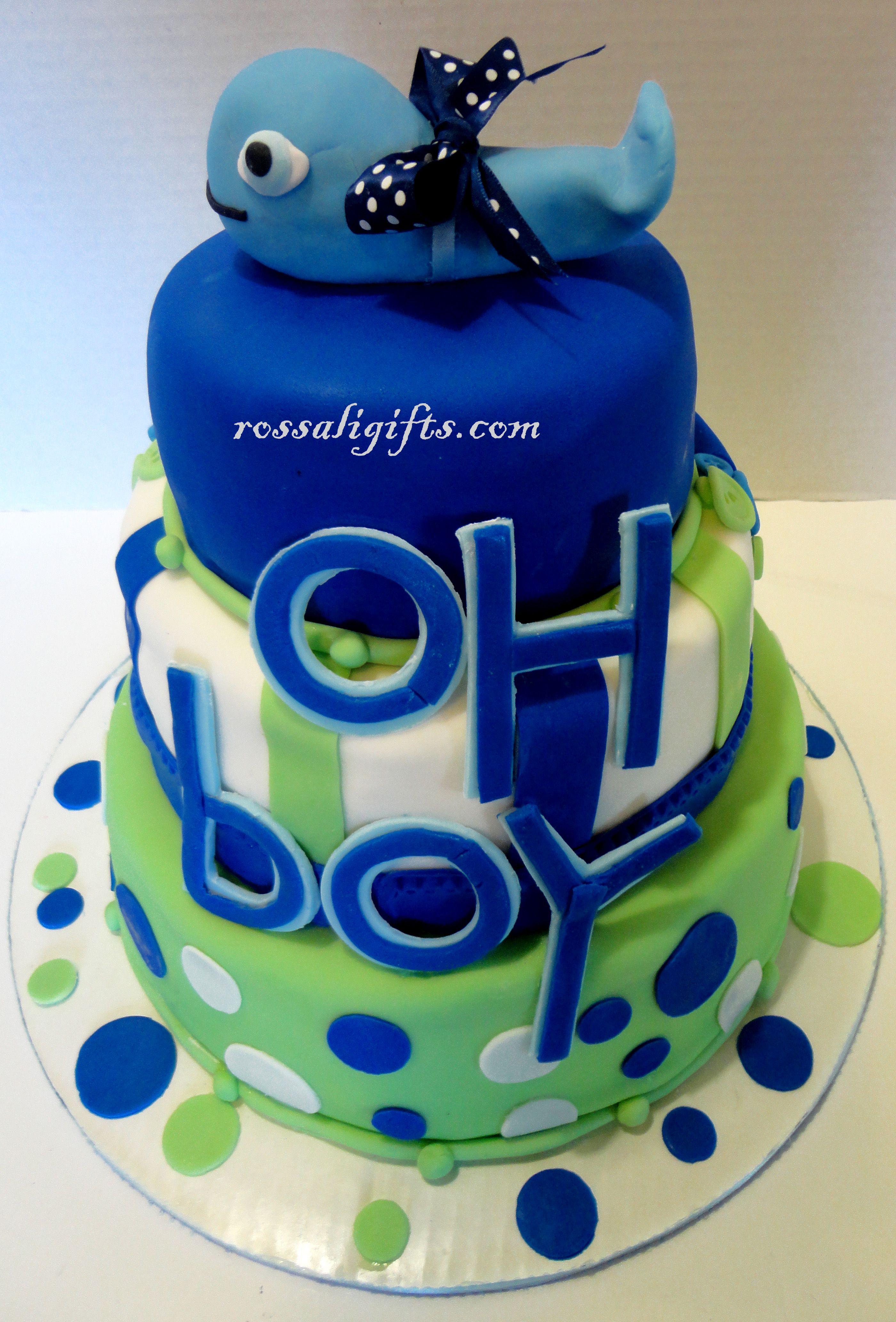 Whale Cake Cake Decorating Pinterest