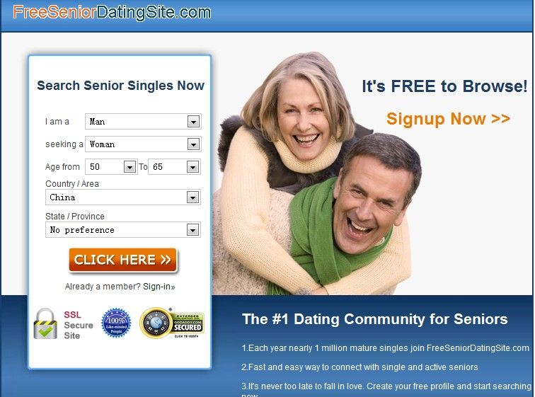 dating website for active singles