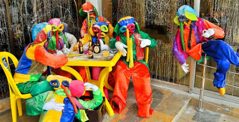 Decoracion carnaval de barranquilla 2014 buscar con - Decoracion de carnaval ...