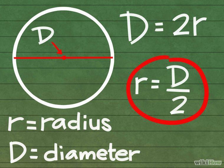 Cómo Calcular El Radio De Un Círculo Radii Circle Calculator