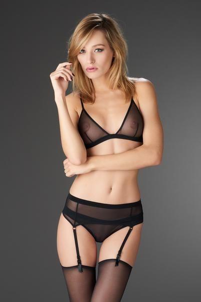 Pure lingerie models