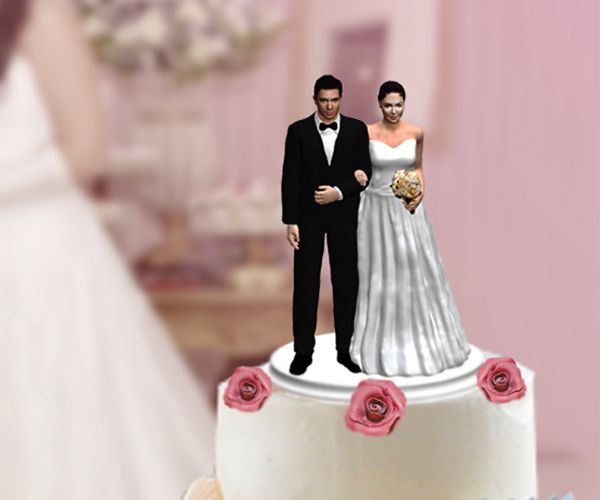 Our Wedding Cake Topper Figurines Are Not Bobbled Heads Or Face Without Having The Right Proportion To Size Body And All Life Like