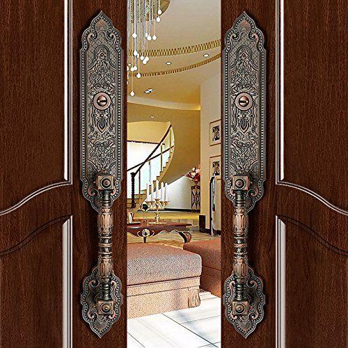 Entry Entrance Front Door Lockset
