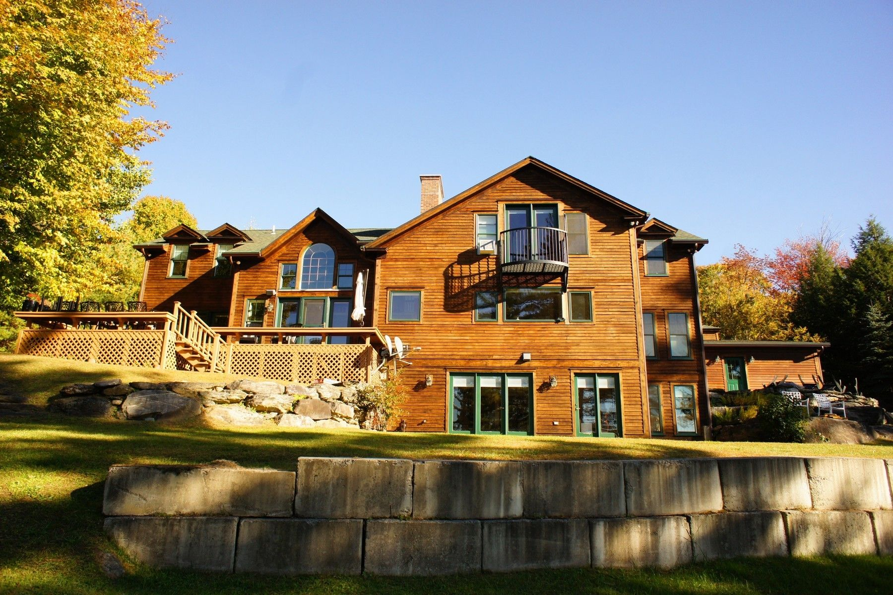 160 E Ridge Rd, Stowe, VT 05672 5 Bedroom Apartments for