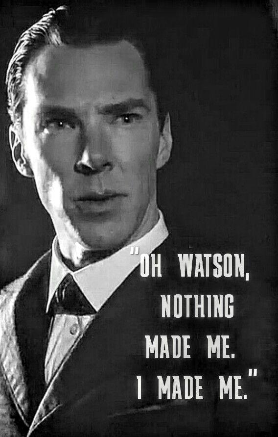 Sherlock Holmes Sprüche