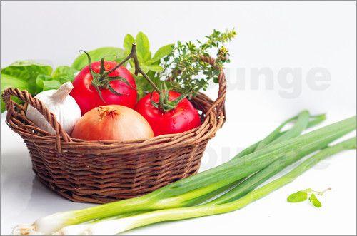 Tanja Riedel - Gemüsekorb
