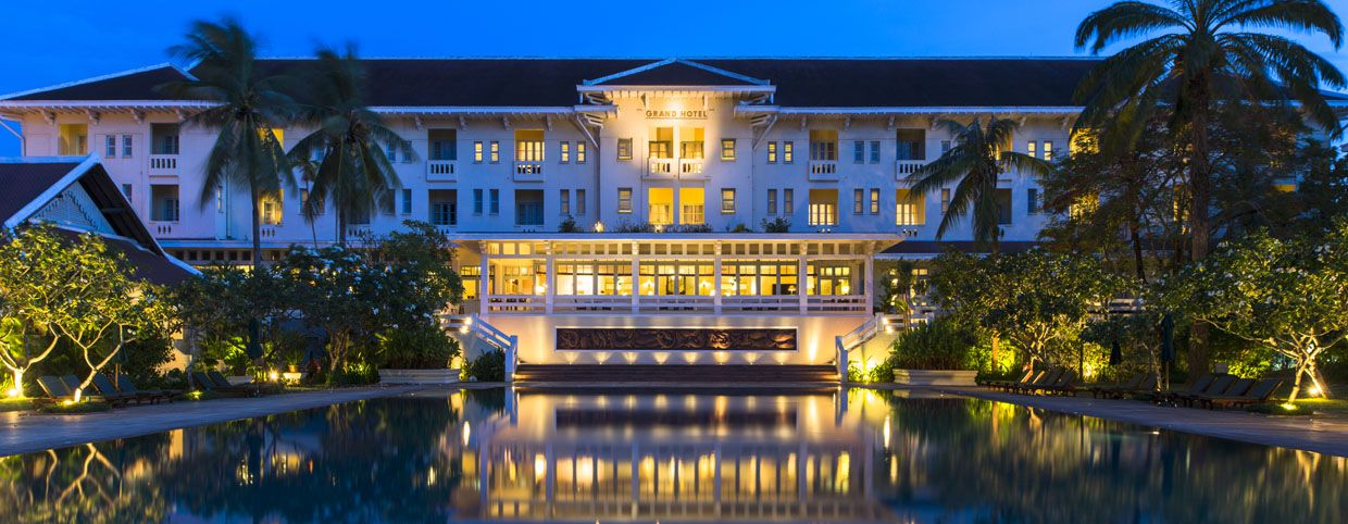 Luxury Siem Reap Hotel In Cambodia Dream Vacations Hotels And Resorts Resort
