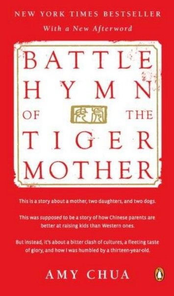 Battle Hymn of the Tiger Mother by Amy Chua    Loved it, thankfully my own mother was never this bad.