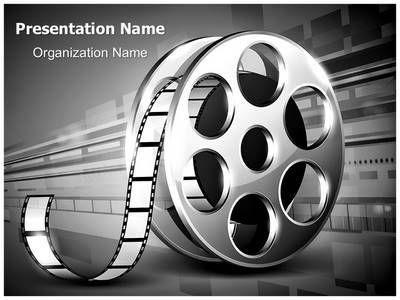 Film reel powerpoint template is one of the best powerpoint film reel powerpoint template is one of the best powerpoint templates by editabletemplates toneelgroepblik Gallery
