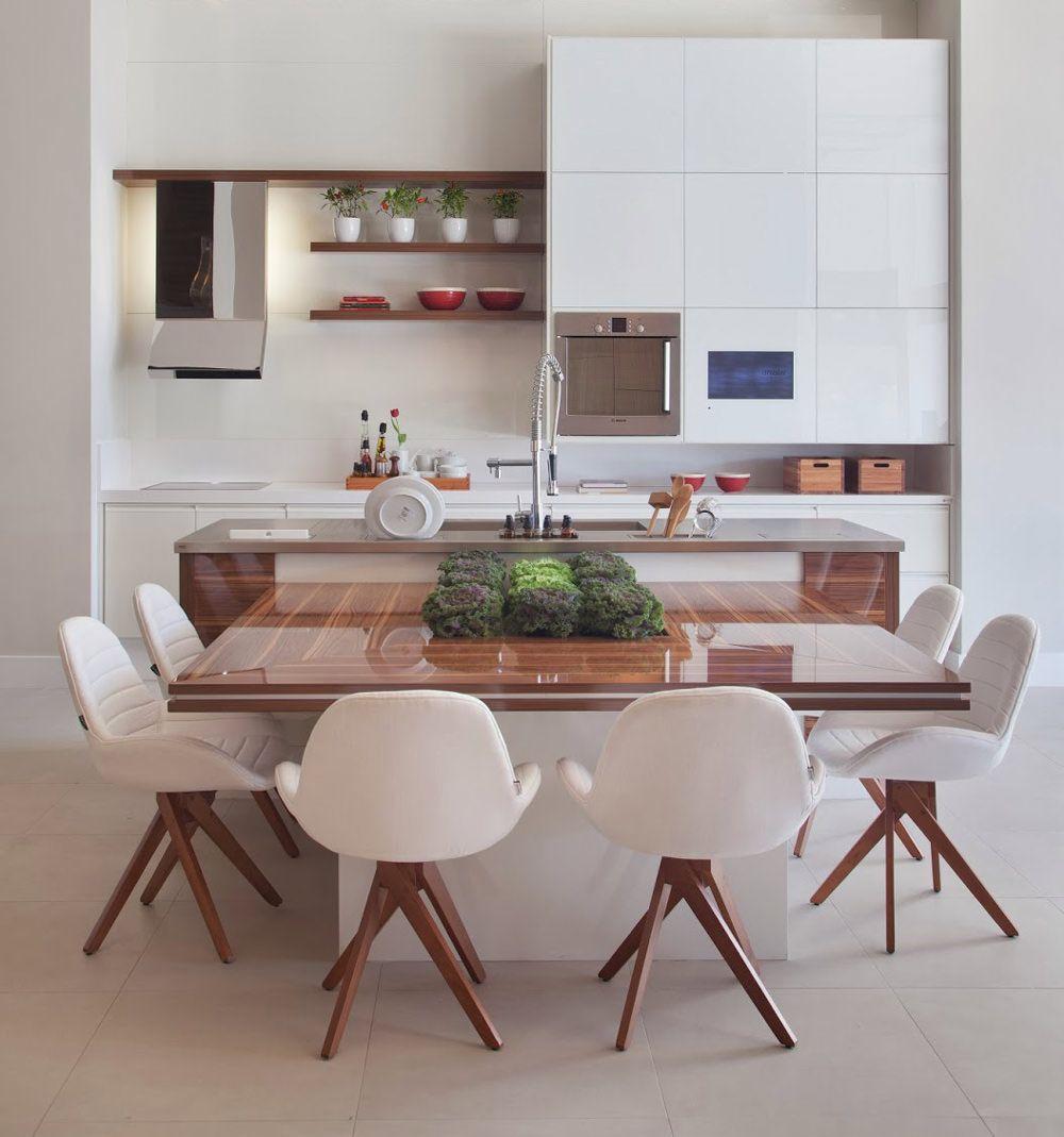 Cucine Moderne Grandi.100 Idee Cucine Con Isola Moderne E Funzionali Arredo