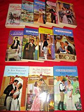 12 JO ANN FERGUSON Regency Historical Romance Zebra PB Book Lot Free Ship/Book