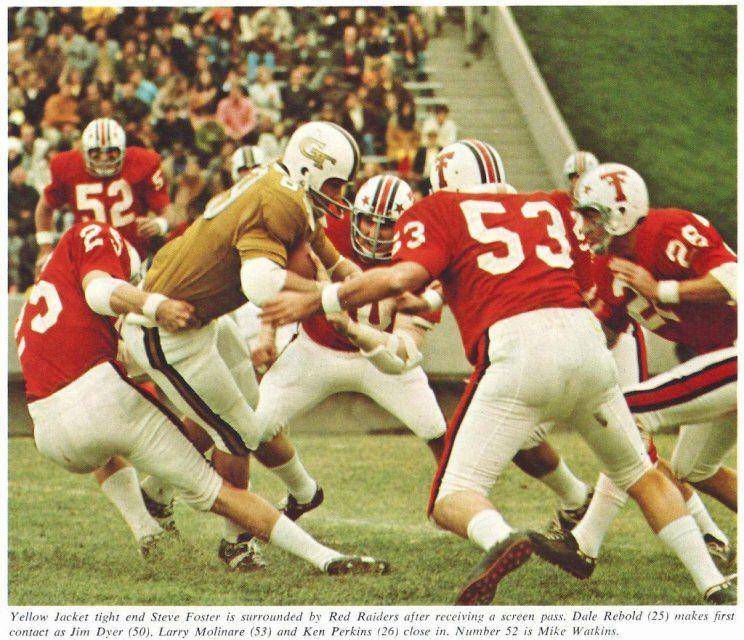 1970 Sun Bowl Texas Tech vs. Tech CydTBECVQAAi878