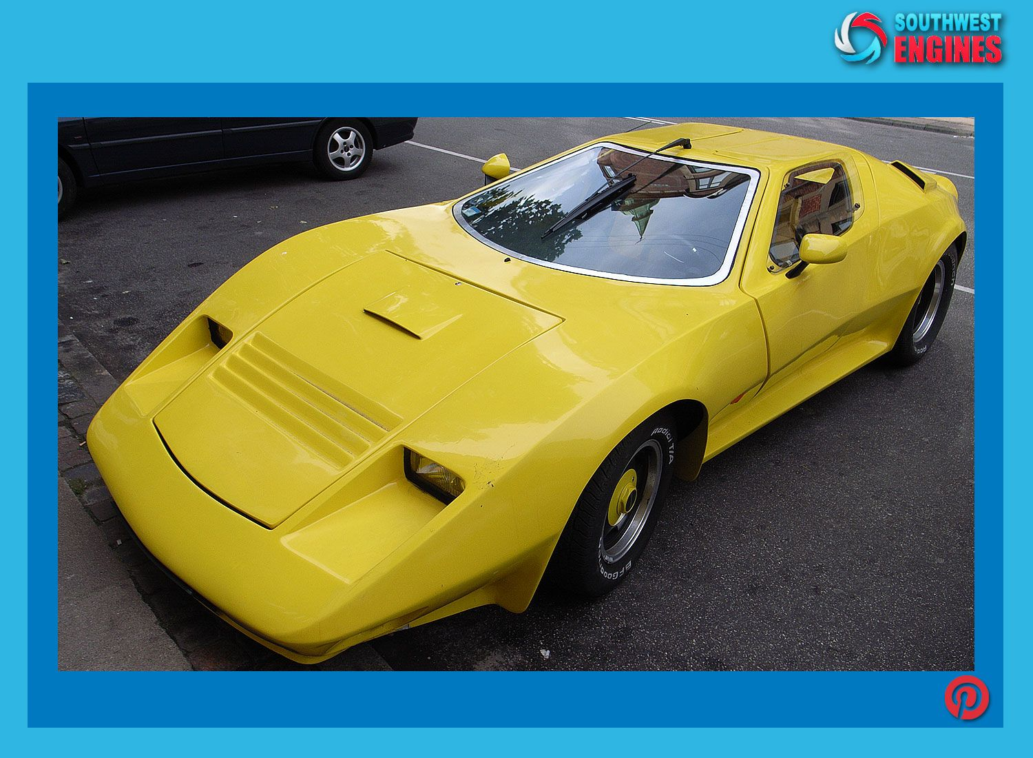 Car color kit - The Yellow Color Of Eagle Ss Kit Car Southwestengines