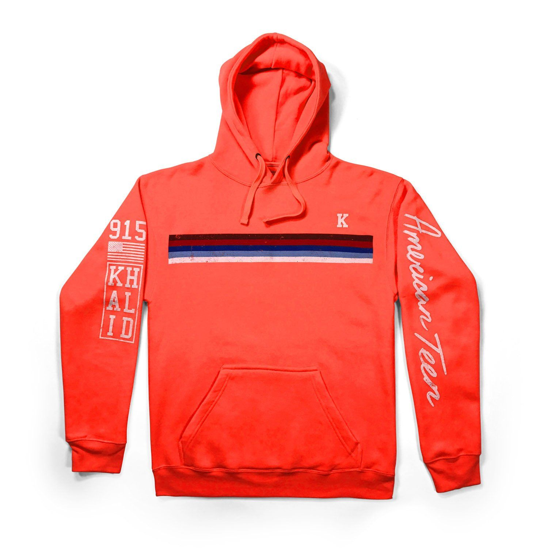 8a0b0da85 Khalid 'K' Hoodie | g i f t s | Hoodies, Hooded jacket, Adidas jacket